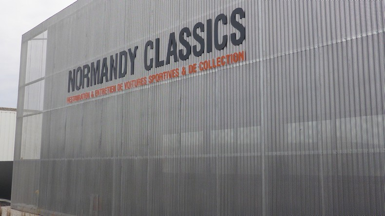 tole perforee ondulee normandy classics acianov 2